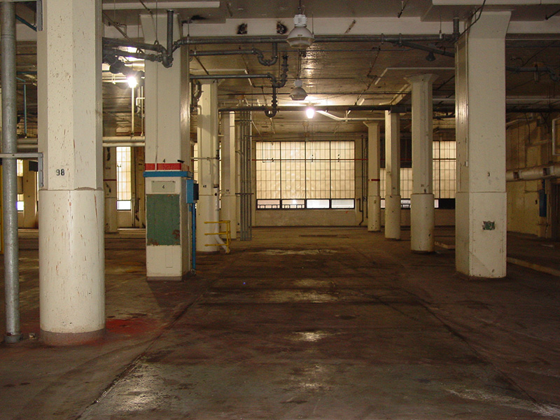 Interior shot of the Nabisco plant 2