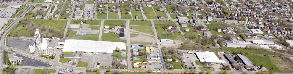 142 Acre Site - Niagara Falls Redevelopment