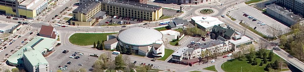 The Turtle site - Niagara Falls Redevelopment