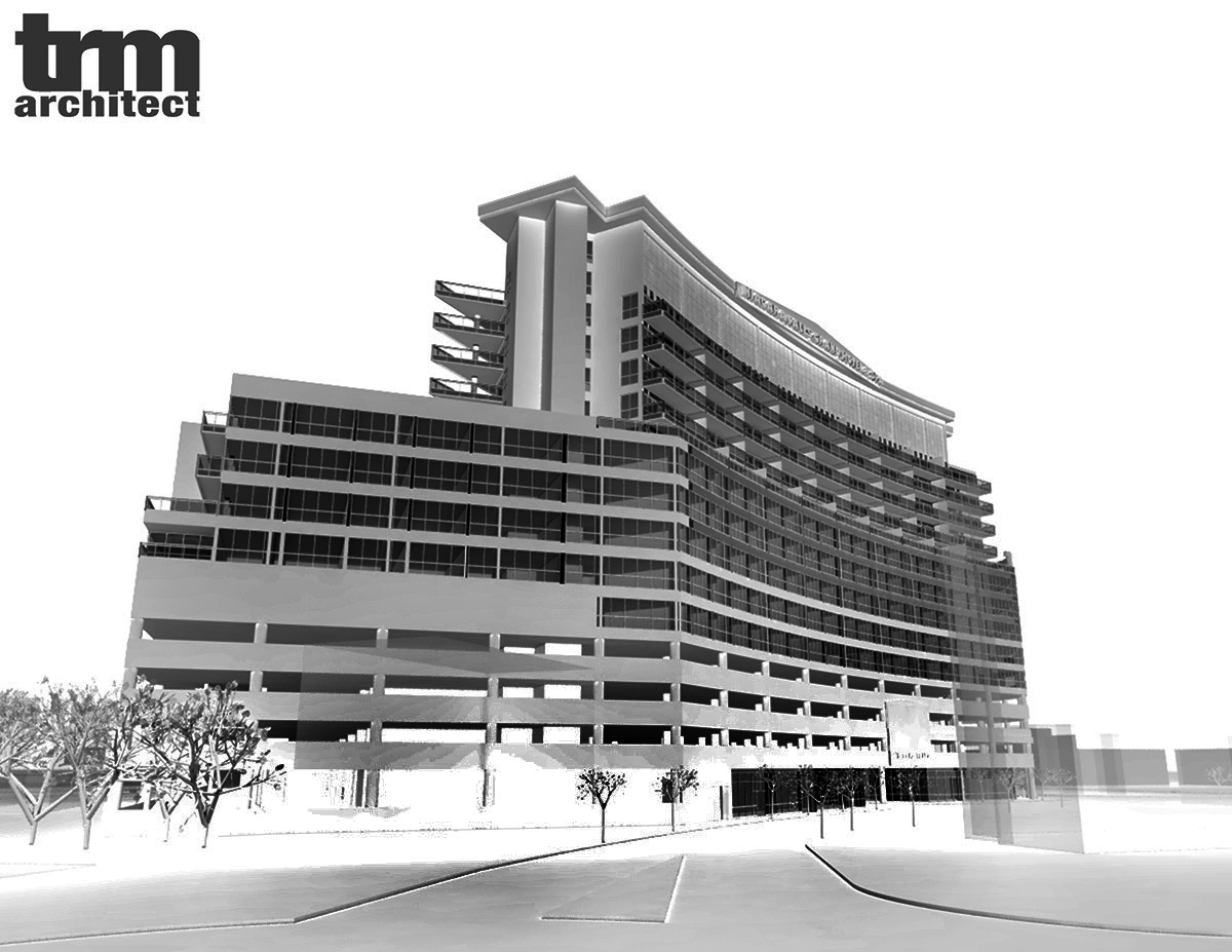 Grand Hotel and Spa Rendering A